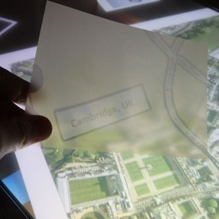 Microsoft demos possible future of Surface