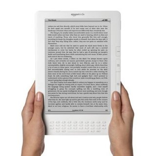 Amazon launches the Kindle DX