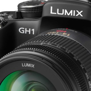 Panasonic Lumix DMX-GH1 priced for UK launch