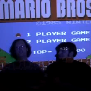 VIDEO: Super Mario controlled by singing, guitar and drums