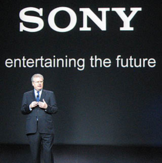 Sony reports first annual loss in 14 years