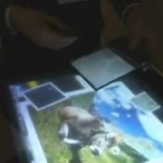 VIDEO: Microsoft SecondLight in action