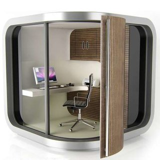 OfficePOD unveiled for your back garden