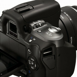 Sony Alpha 230, 330 and 380 DSLR cameras debut