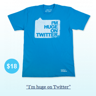 Twitter launches crowdsourced t-shirts with Threadless