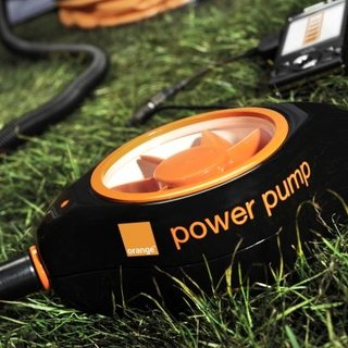 Orange Power Pump unveiled for Glastonbury
