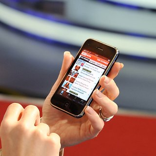 Sky News launches iPhone app