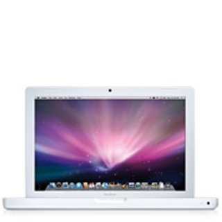 Apple launches updated white MacBook