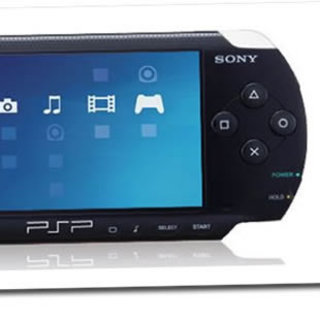 Sony lists PSP games line-up