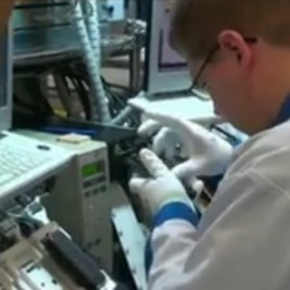 VIDEO: Nokia N97 in factory action