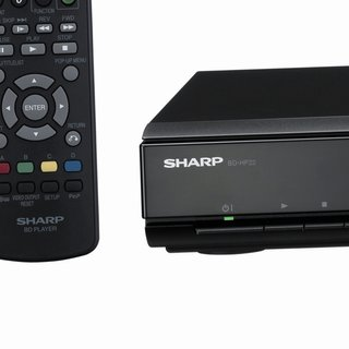 Sharp launches BD-HP22H Blu-ray player in UK