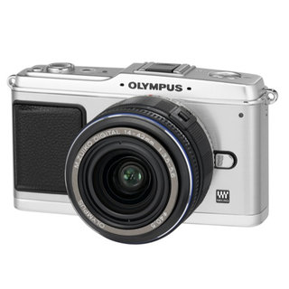 Olympus E-P1 Pen official photos