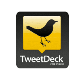Tweetdeck launches on iPhone