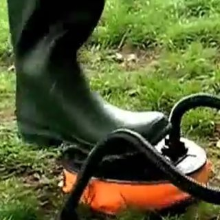 VIDEO: Orange Power Pump in action