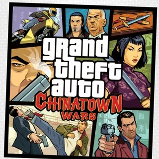 GTA: Chinatown Wars coming to PSP