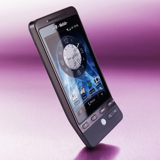 HTC Hero launches as T-Mobile G1 Touch