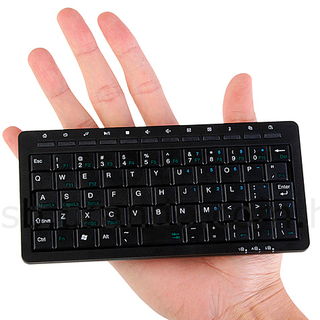 Brando offers Super Tiny Multimedia Keyboard