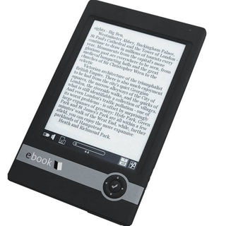 Elonex launches e-book reader through Borders