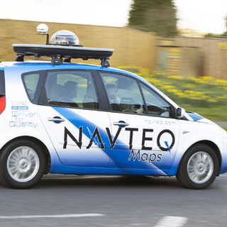 """Navteq: """"The phone will not replace the sat-nav"""""""