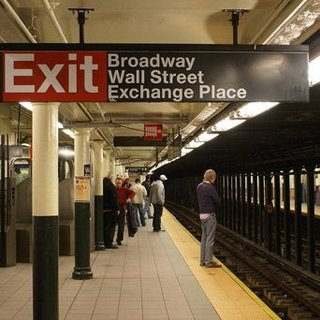 Comment: Emails from America: Riding on the subway