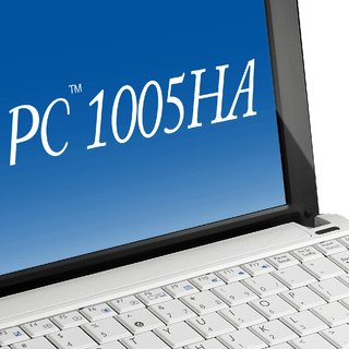 Asus announces 1005HA, 1101HA Eee Seashells