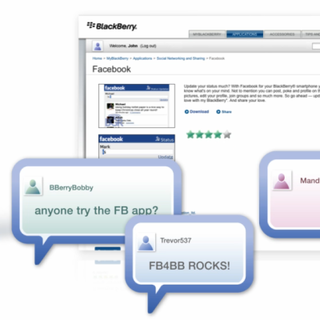 RIM launches MyBlackBerry social network