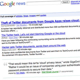 Sites could face legal action over Twitter leak