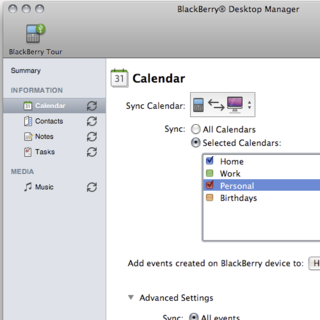Mac BlackBerry Desktop Software Finally Confirmed