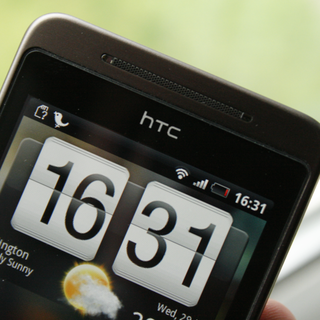 HTC Hero - Mocha Brown