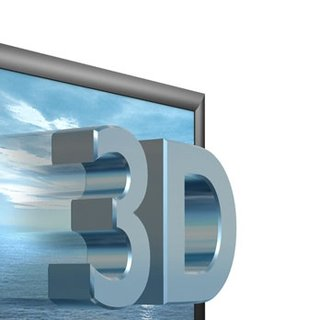 "Who will be first with a ""3D Ready"" television?"
