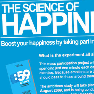 "Online ""Science of Happiness"" study launched"