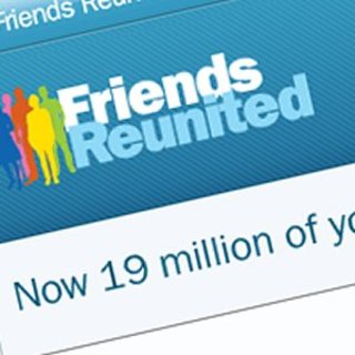 Friends Reunited sold for £25 million