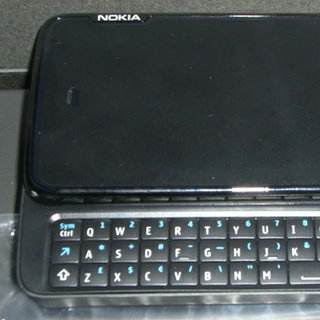 Nokia RX-51 tablet surfaces