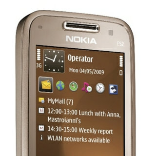 Nokia E52, priced and dated for UK