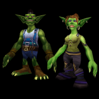 New playable races for World of Warcraft leaked