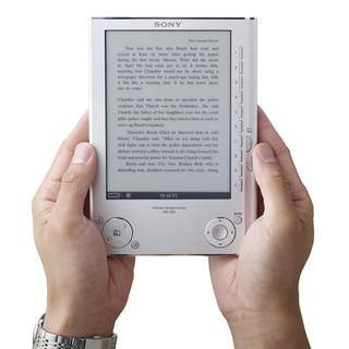 Sony dumping proprietary eBook formats
