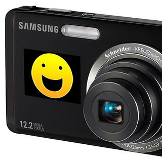 Samsung ST550 and ST500 dual screen cameras officially launched