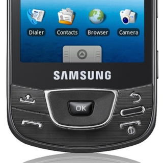 Samsung's Galaxy i7500 out next week