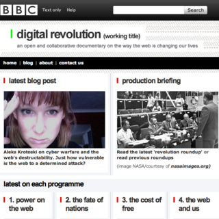 BBC wants your help in making open source documentary