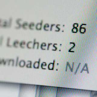 Government announces filesharing crackdown