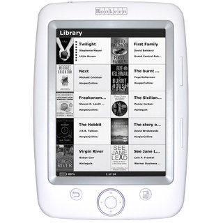 The complete guide to eBook readers - August 2009