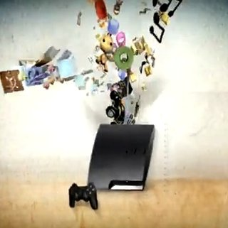 VIDEO: New PS3 Slim ad for UK confirms £249.99 on 1 Sept