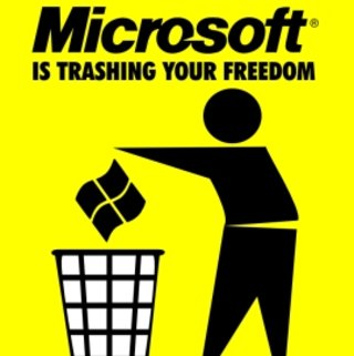 """Free Software Foundation unleashes """"Windows 7 Sins"""" campaign"""