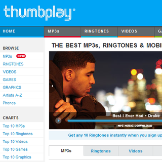 BlackBerry and Android get Thumbplay music store