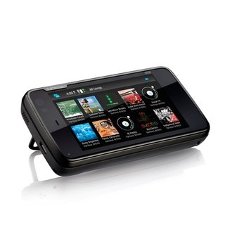 Nokia N900 internet tablet handset announced