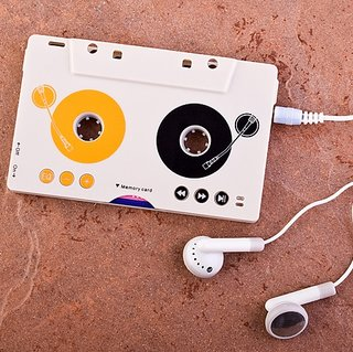 Brando offers tape cassette MP3 player
