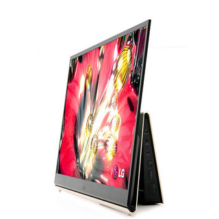 Official LG 15-inch OLED images surface