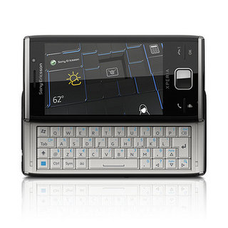 Sony Ericsson Xperia X2 - now with touchscreen and serious camera