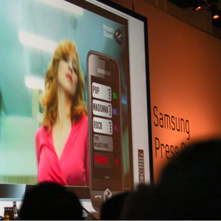 Samsung concept TV music service to go against Spotify