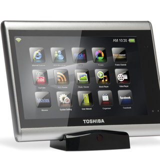 Toshiba goes tablet with the Journe Touch